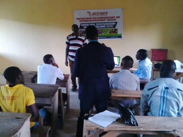 Rural Farmer Entrepreneurship Project
